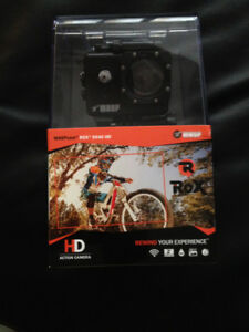 WASPcam ROX 9940 HD Action Camera - NEW in box