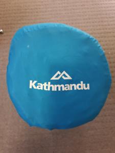Kathmandu hiking pack, self inflating mattress and sleeping bag