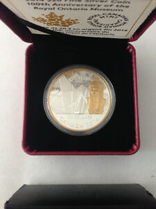 ROYAL CANADIAN MINT COINS - MINT CONDITION - ORIGINAL PACKAGING