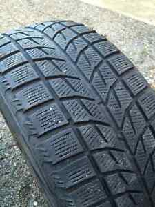 Blizzak  Tires, used,  P245/50  R20 For Sale