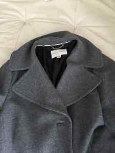 Banana Republic wool coat Strathcona County Edmonton Area image 2