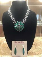 lia sophia 70% off SALE Necklaces with 1 pair matching earrings