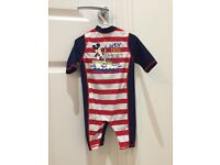 Mothercare Mickey Mouse Swimsuit