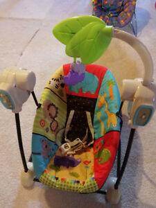 baby rocking chair $15