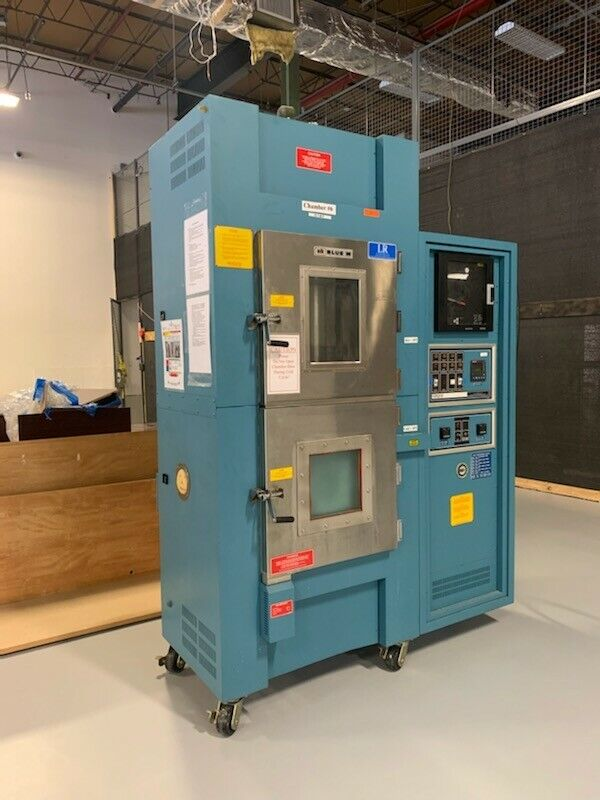 Blue M Thermal Shock Test Chamber