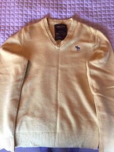 Large Abercrombie and Fitch Cashmere Sweater