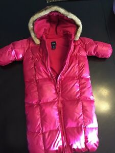 Baby girl snowsuits/jacket