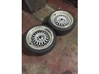 "18"" spare alloy wheels Multi fit"