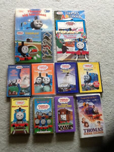Thomas the Train Classic Books, Movies and Games