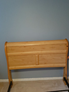 Headboard and Frame Twin/Double
