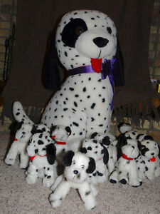 Stuffed Dogs & Puppies from 101 Dalmations London Ontario image 2