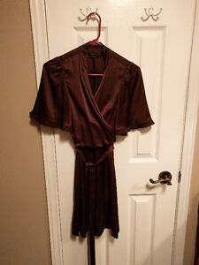 Brown BCBG Max Azria Dress