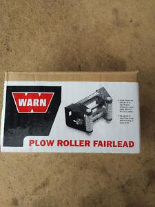 Warn winch roller fairlead Sarnia Sarnia Area image 1