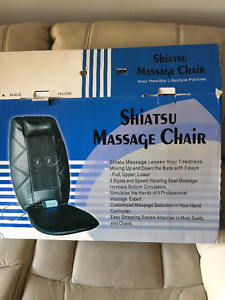 Massage Chair Perfect condition