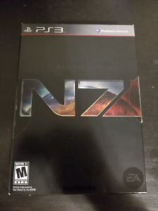 PS3 Mass Effect 3 Collectors Edition