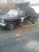 1990 1 TON DUMPBODY 85,000KM LOW-LOW
