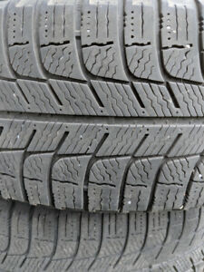 Michelin x-ice 195/55r15