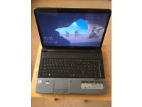 Lovely ACER ASPIRE 7738G Laptop 1TB HDD (price offers welcome)