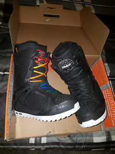 2016 Thirty Two TM2 boots