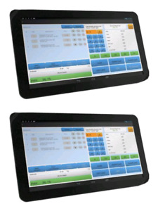 TWO (2) ROYAL SOVEREIGN RTAB-10 POS Tablet []