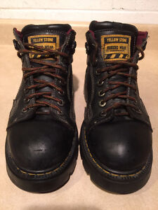 Men's Yellow Stone Rugged Wear Boots Size 10 London Ontario image 2