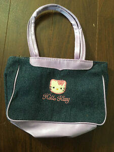 Children's hello kitty purse