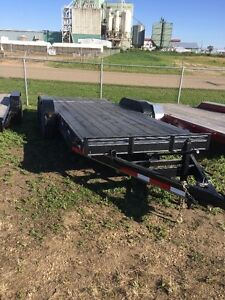 2016 Rainbow 20' Tilt Deck Carhauler MADE IN CANADA