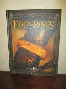 The Lord of the Rings RPG Core Book - Hardcover Kitchener / Waterloo Kitchener Area image 1