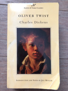 ** Book - Oliver Twist - Charles Dickens **