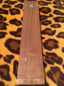 Black Walnut Neck Blank for Guitar Making Master Grade