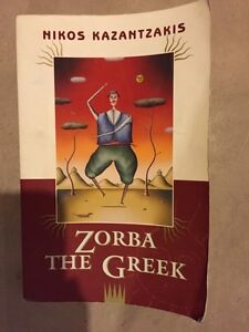ZORBA THE GREEK by Nicos Kazantzakis