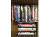 Large DVD bundle (approx 150)