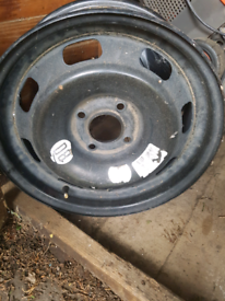 16.5 Steel Spare Alloy...