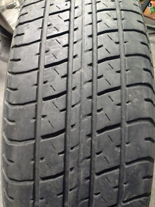 P185/75R14 CHAMPIRO 75 GT RADIAL have two
