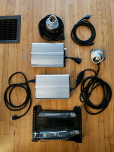 2 600 Watt Biofloral Digital Ballasts with Bulbs $150-$250