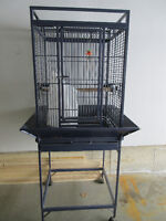 Hagen small parrot cage