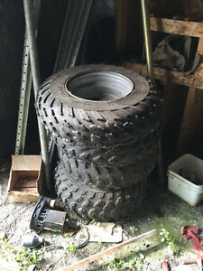Can-am tires for sale! good condition
