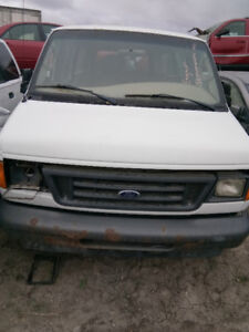 2007 Ford E 150 XL 5.4L Engine
