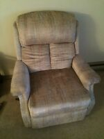 Recliner chair For free