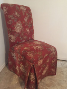 Dining Room Chairs - Skirted