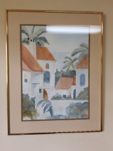 Art Prints and Water Colours