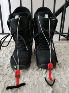 Burton Invader Snowboard boots (size 12)
