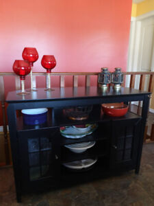 Dining Room Server/TV Stand