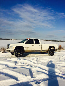 2005 Dodge 5.9 turbo diesel