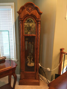 Laurentien Grandfather Clock