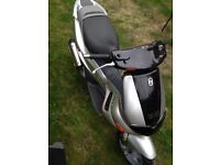 Fx180 Gilera runner mint loads of spares with it only couple owners