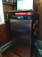 Mini Fridge with freezer works great $50 0no