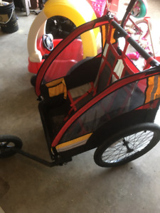 Co pilot Bicycle Trailer/jogger for sale