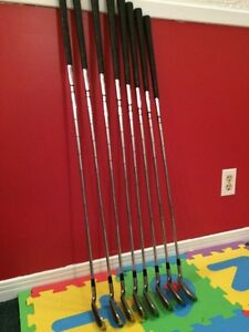 Spalding Iron Golf Set