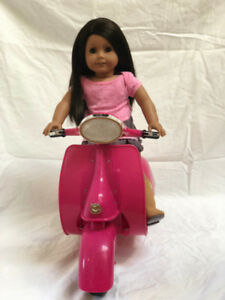 """Our Generation Scooter (fits American Girl 18"""" and Maplelea )"""